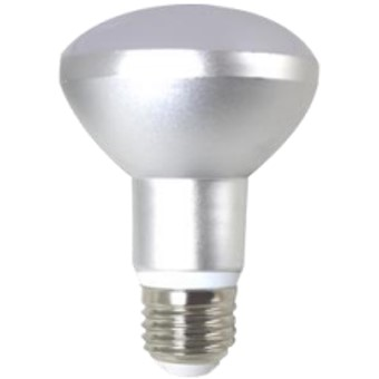 Bombilla led silver electronic reflectora r80 -  ip20 -  950 lm -  11w=75w -  e27 -  3000k -  regulable a+
