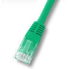 Cable red latiguillo rj45 ftp cat 6 1m verde