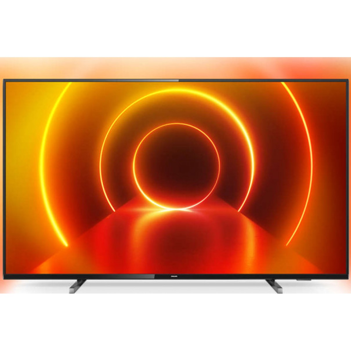 Tv philips 55pulgadas led 4k uhd -  55pus7805 -  ambilight -  hdr10+ -  smart tv -  3 hdmi -  2 usb -  dvb - t - t2 - t2 - hd - c - s - s2 -  wifi