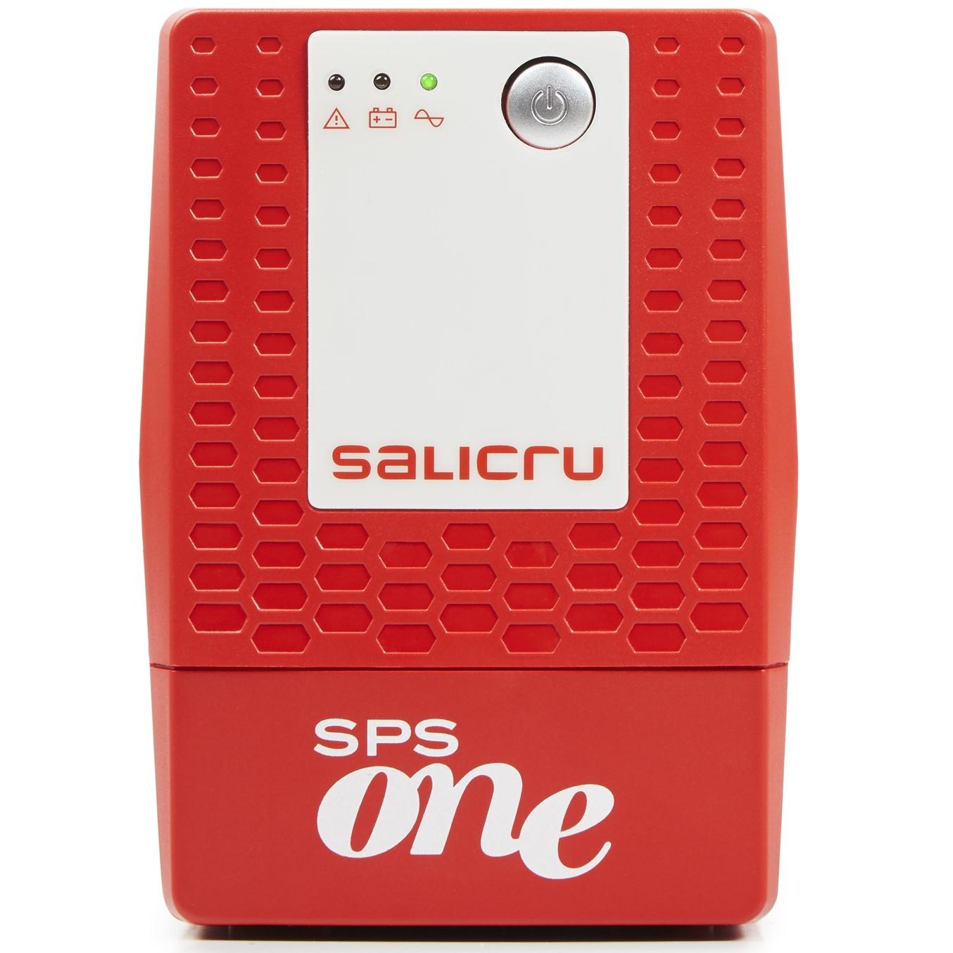 Sai salicru one sps500va - 240w new