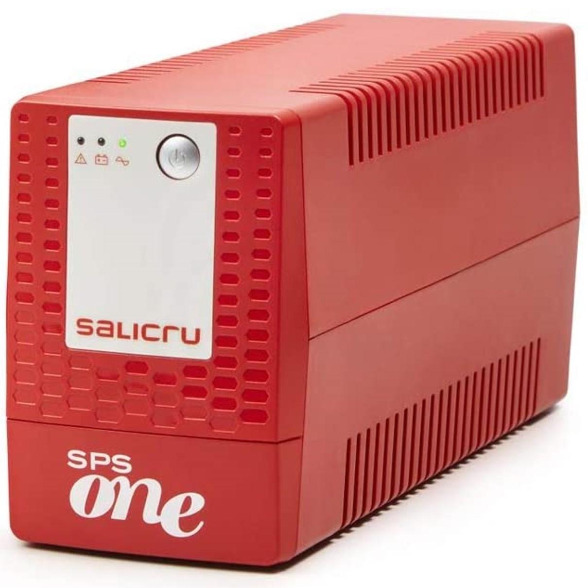 Sai salicru one sps700va - 360w new