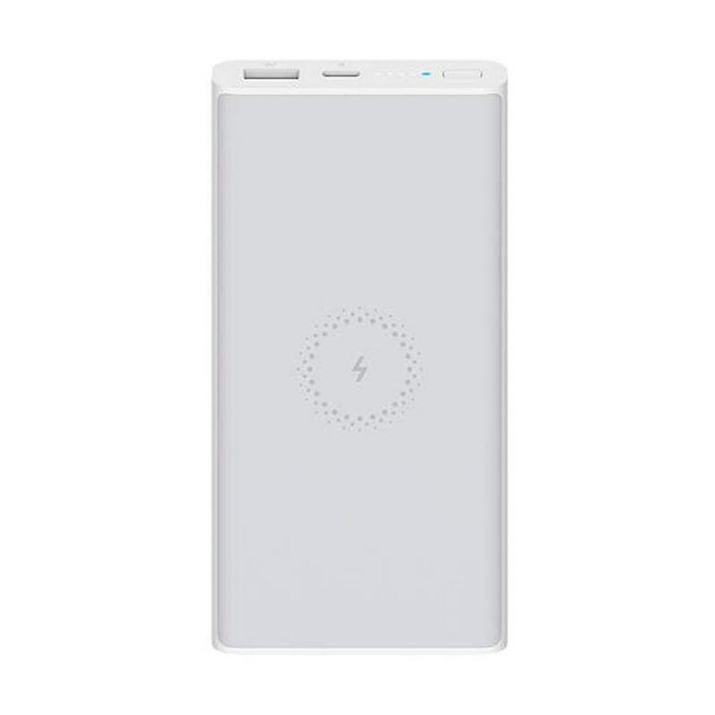 Powerbank xiaomi mi wireless essential - 10000mah - usb - a - usb - c - blanco
