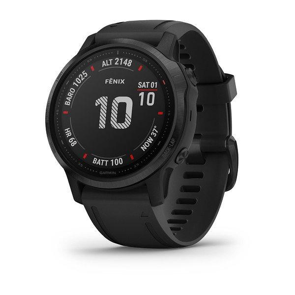 Smartwatch garmin fenix 6s pro negro