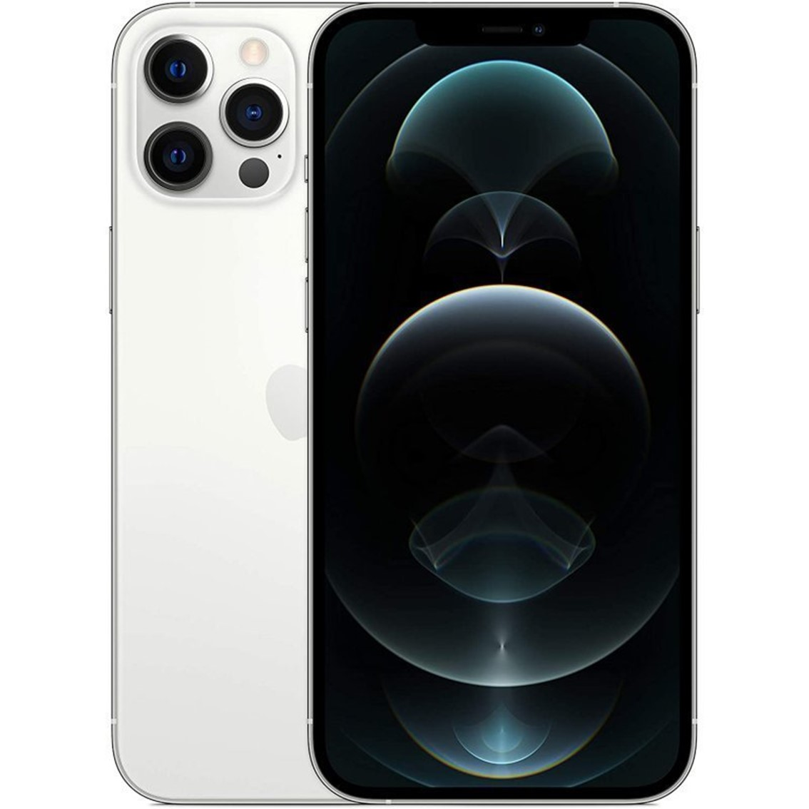 Apple iphone 12 pro max 128gb silver sin cargador - sin auriculares - a14 bionic - 12mpx - 6.7 mgd83ql - a