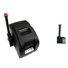 Avisador para cocina herald negro impresora ticket