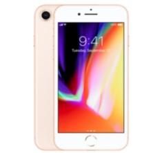 Telefono movil smartphone reware apple iphone 8 64gb gold - 4.7pulgadas - lector huella - reacondicionado - refurbish - grado a+