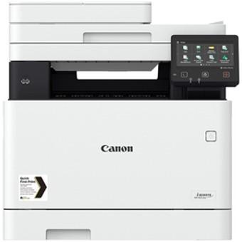 Multifuncion canon mf742cdw laser color i - sensys a4 -  27ppm -  usb -  red -  wifi -  duplex impresion -  impresion movil y usb -  pin seguridad