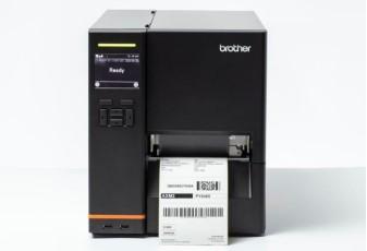 Impresora brother industrial tj4520tn etiqueta 4pulgadas