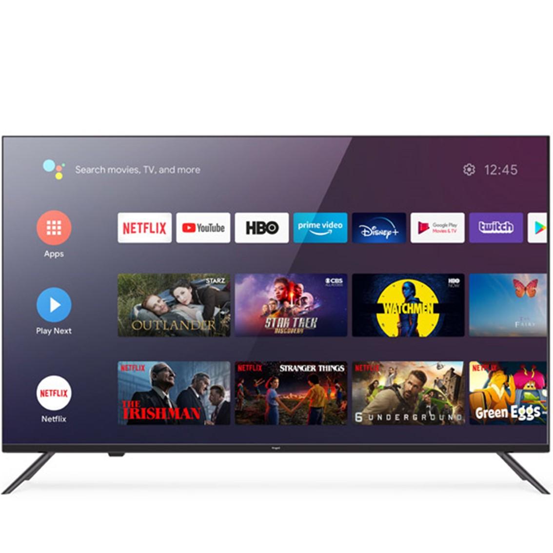 Tv engel 43pulgadas led 4k uhd -  le4390atv -  android smart tv -  chromecast -  google asistant -  usb -  hdmi