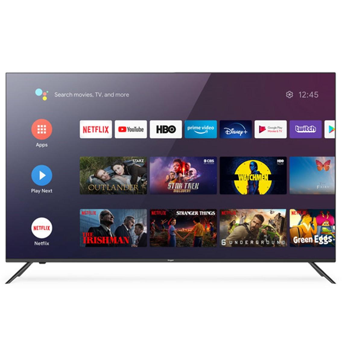 Tv engel 50pulgadas led 4k uhd -  le5090atv -  android smart tv -  chromecast -  google asistant -  usb -  hdmi