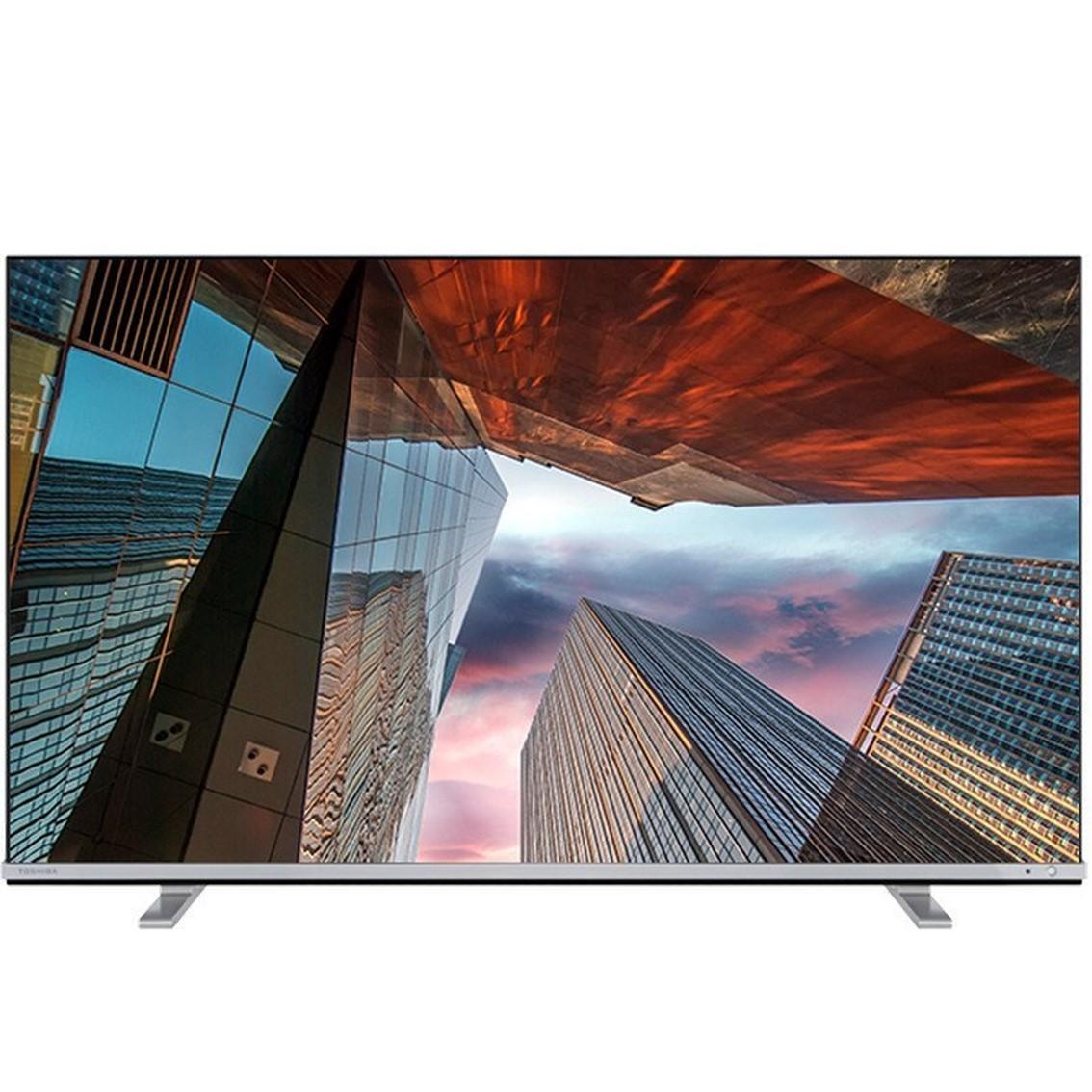 Tv toshiba 50pulgadas led 4k uhd -  50ul4b63dg -  smart tv -  wifi -  hdr10 -   hd dvb - t2 - c - s2 -  bluetooth -  dolby vision hdr -