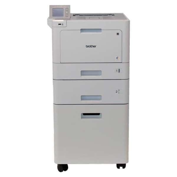 Impresora brother laser - led color hll9310cdw a4 -  31ppm -  1gb -  usb -  duplex impresion -  nfc -  wifi -  red cableada -  conectividad movil - bandeja 250 hojas + bandeja 500hojas + multipropós