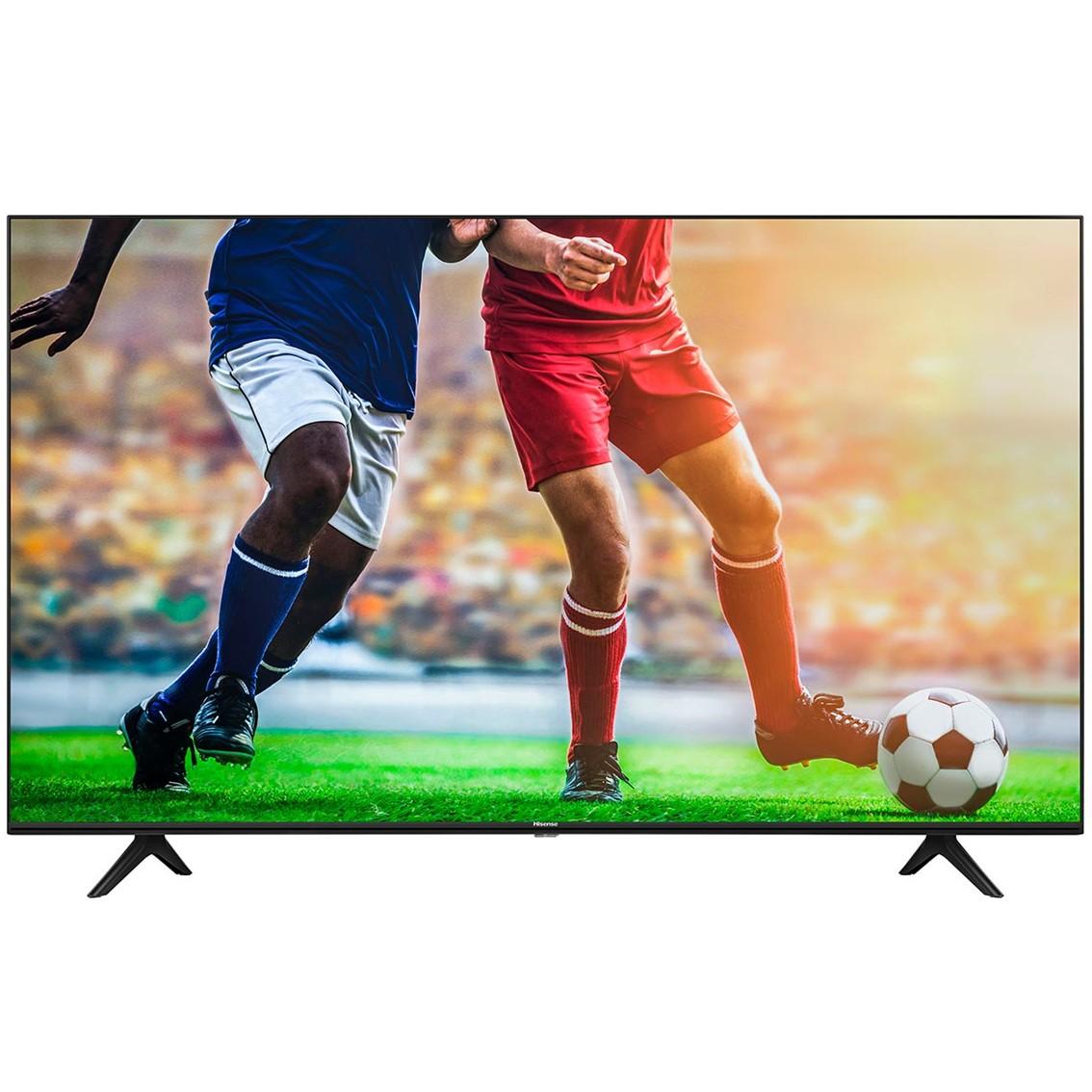 Tv hisense 55pulgadas led 4k uhd -  55a7100f -  hdr10 -  smart tv -  3 hdmi -  2 usb -  dvb - t2 - t - c - s2 - s -