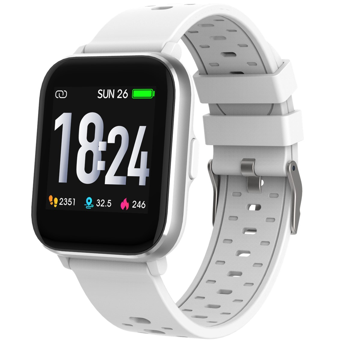 Reloj denver smartwatch sw - 163white
