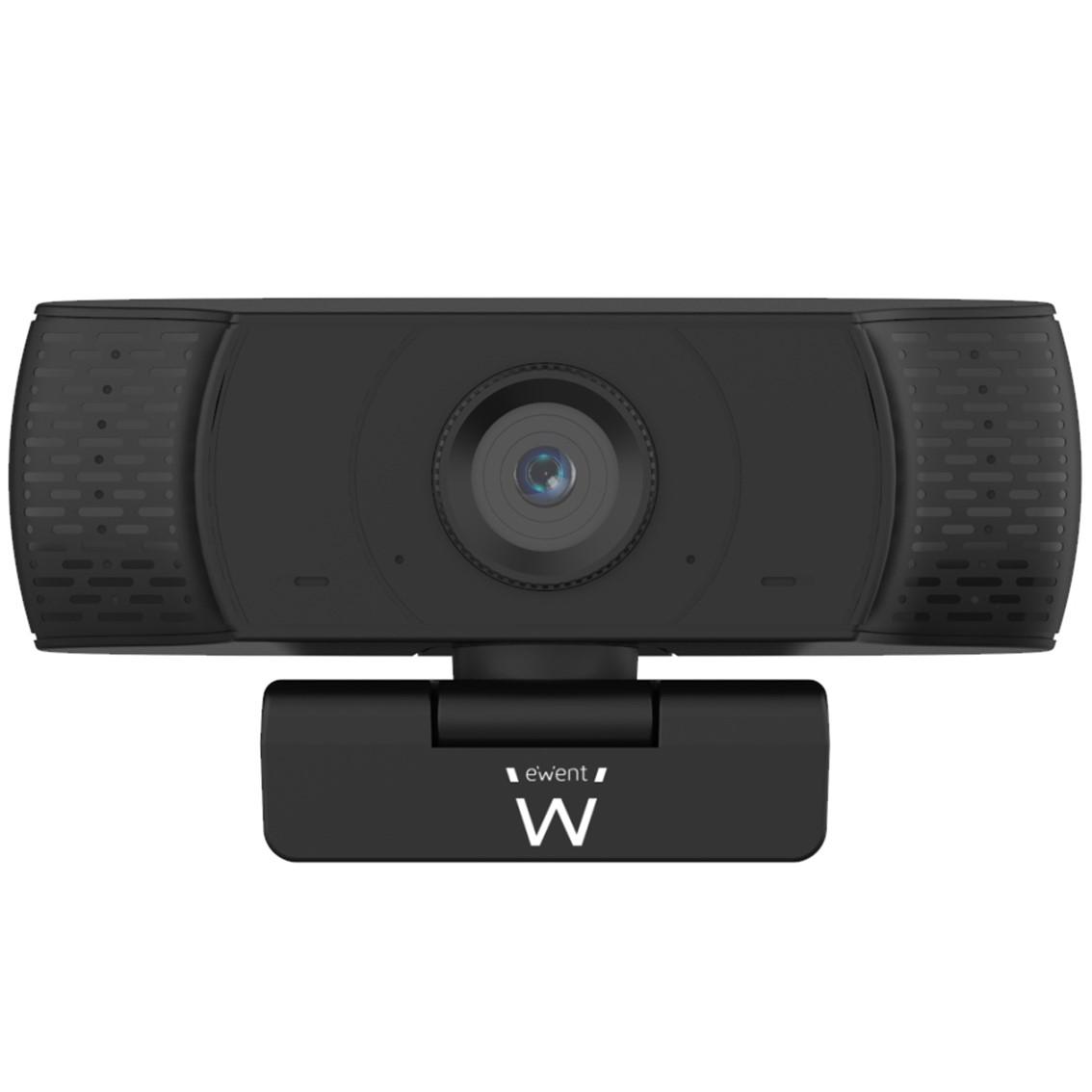 Camara web ewent ew1590 fhd -  30fps -  usb 2.0
