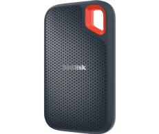 Disco duro externo solido hdd ssd sandisk sdssde61 - 4t00 - g25  4tb extreme portable