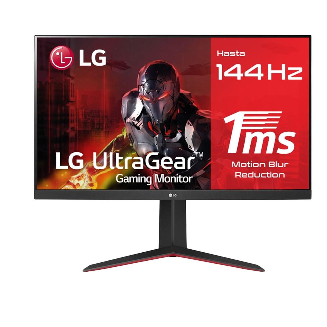 Monitor led lg 32gn650 - b 31.5pulgadas 2560 x 1440 5ms hdmi display port gaming