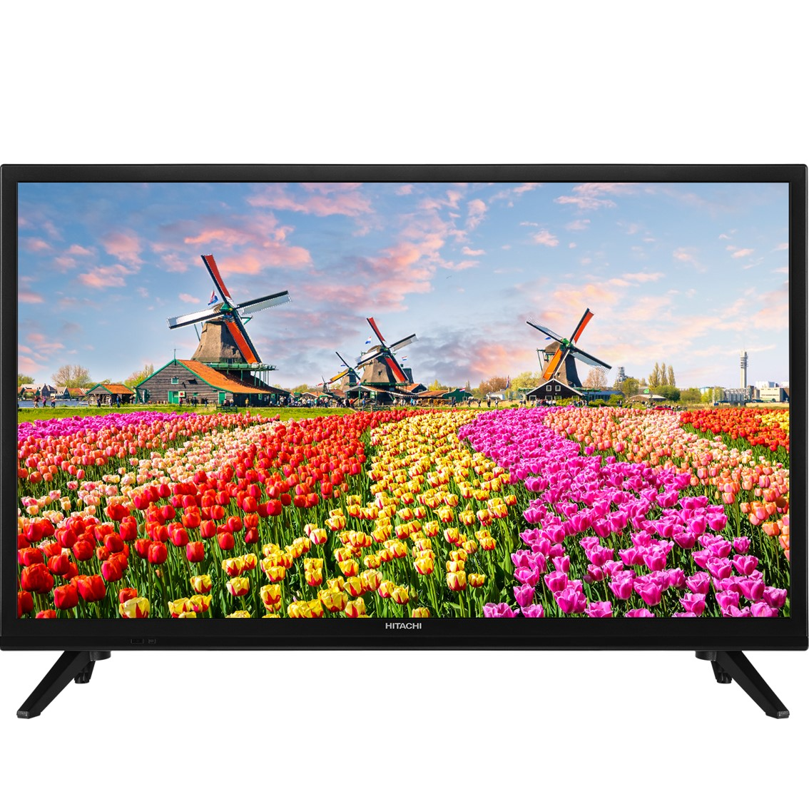 Tv hitachi 24pulgadas led hd -  24hae2250 - android smart tv -  3 hdmi -  2 usb -  bluetooth -  tdt2 -  satelite 2