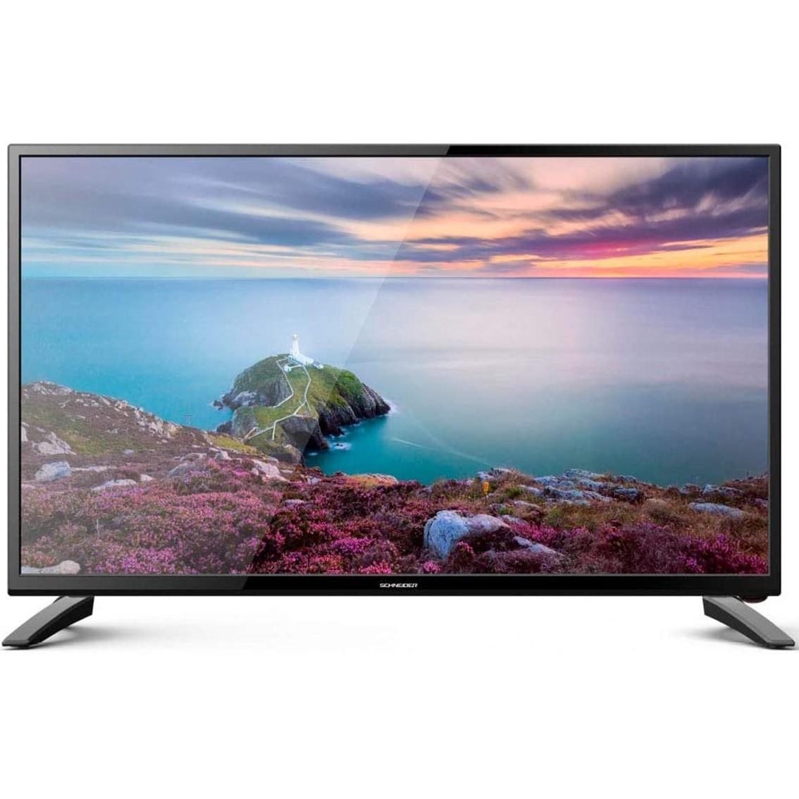 Tv schneider 24pulgadas full hd  - sc - led24sc510k -  hdmi -  usb -  vga -  modo hotel