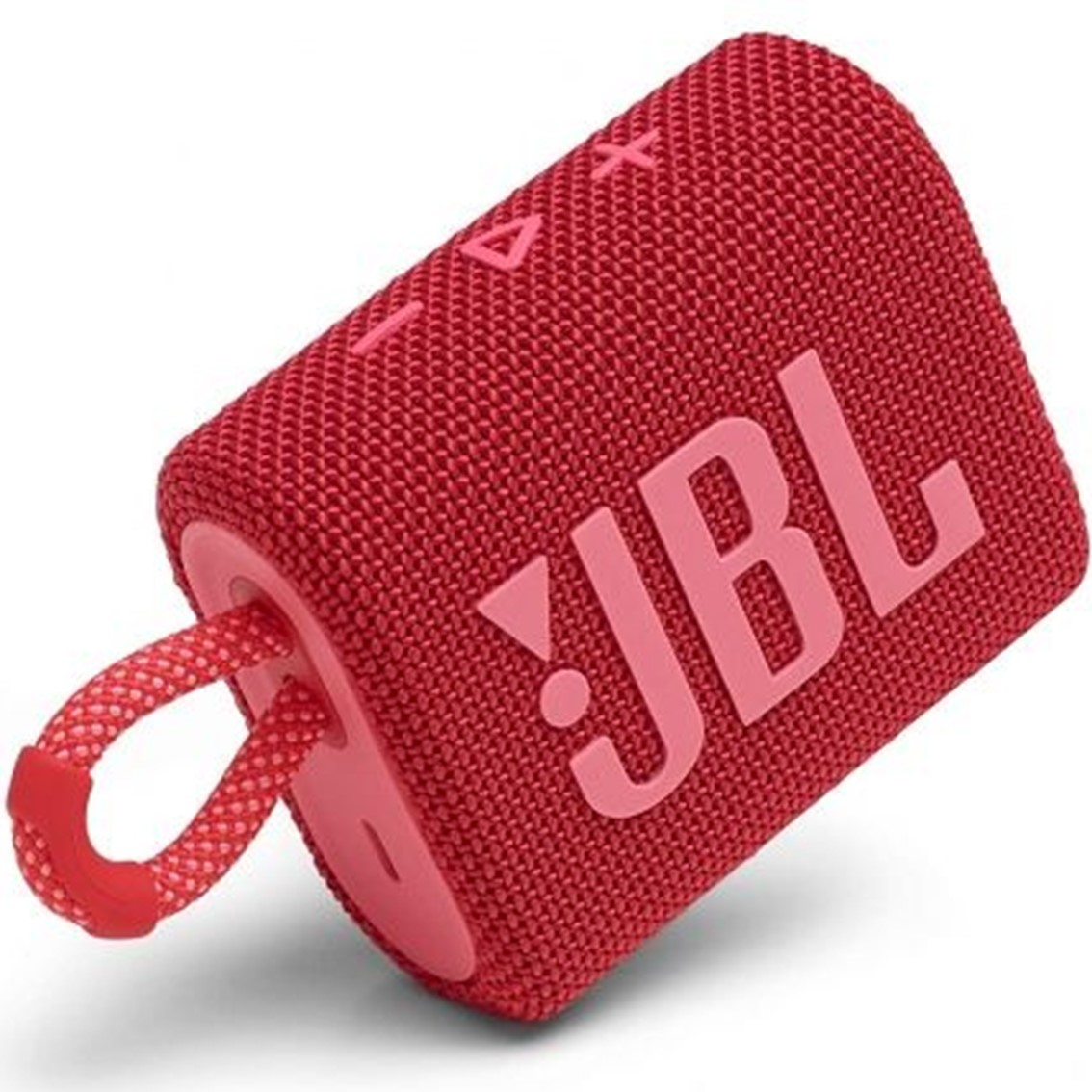 Altavoz bluetooth jbl go 3 red - 4.2w rms - ip67 - bateria 2.7wh - rojo