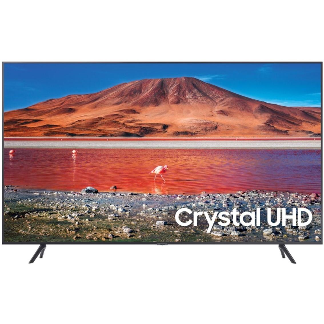 Tv samsung 65pulgadas led 4k uhd -  smart tv -  hdr10+ - dolby digital -  wifi -  hdmi -  usb
