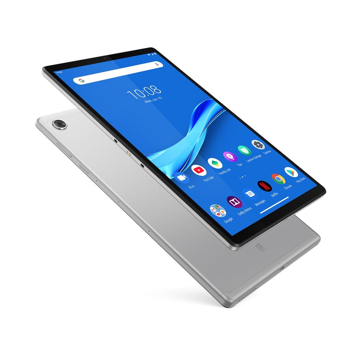 Tablet lenovo tab m10 fhd plus 2nd gen mdiatek helio p22t 10.3pulgadas 4gb - emmc64gb - wifi - bt - android 9