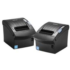 Impresora ticket termica directa bixolon srp - 350iii plus red + usb negra