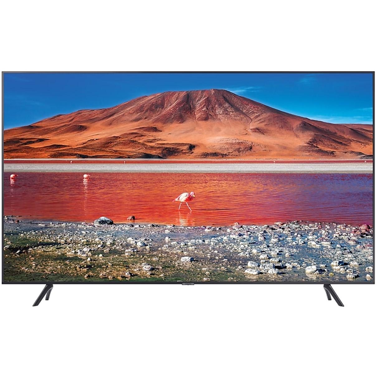 Tv samsung 50pulgadas led 4k uhd -  ue50tu7105 -  gama 2020 -  hdr10+ -  smart tv -  2 hdmi -  1 usb -  wifi -  tdt2