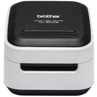 Impresora etiquetas brother vc - 500w 50mm -  usb -  wifi -  wifi direct