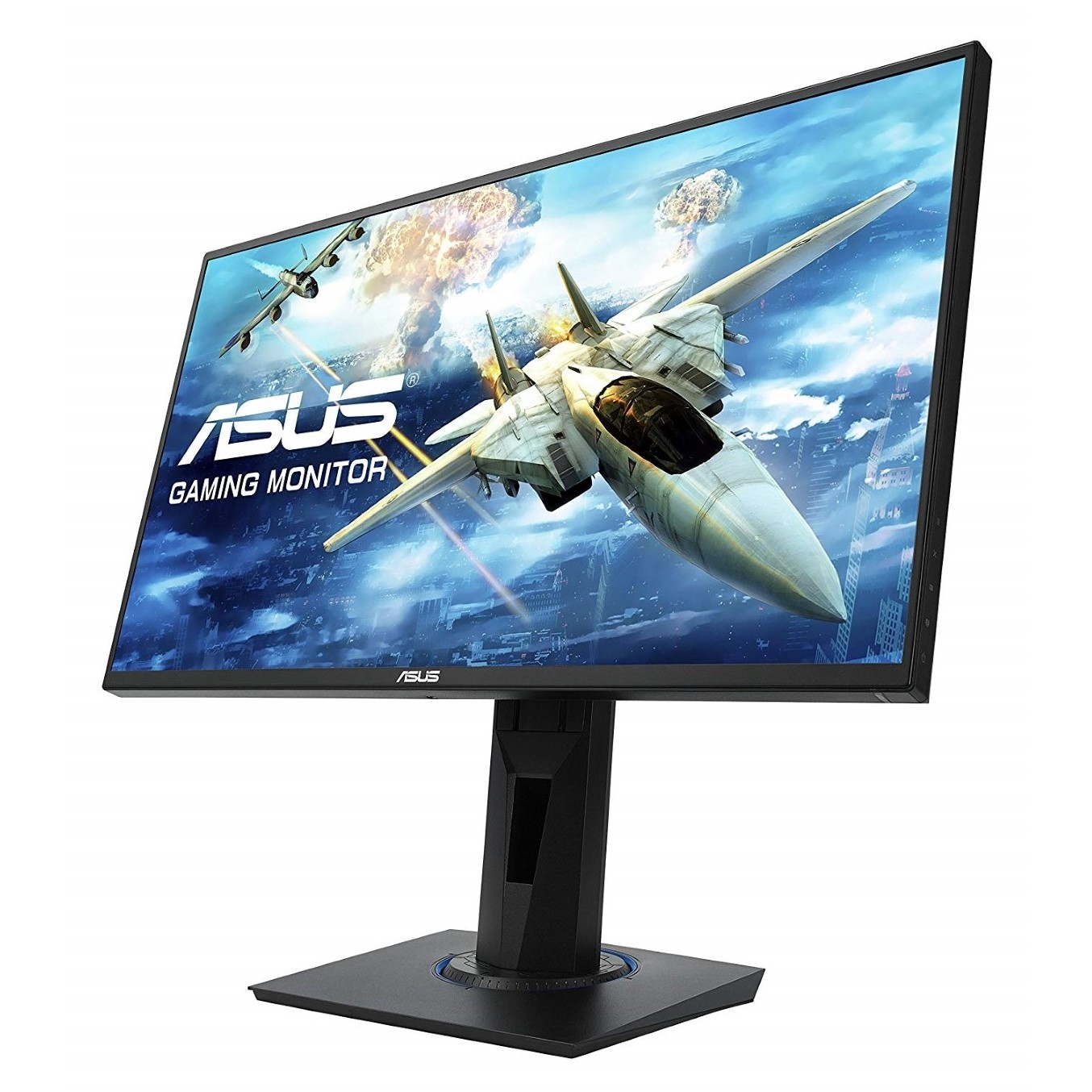 Monitor led asus vg255g 24.5pulgadas 1920 x 1080 1ms hdmi d - sub altavoces gaming reg. altura gaming