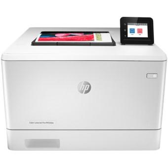 Impresora hp laser color laserjet pro m454dw -  a4 -  28ppm -  usb -  red -  duplex impresion -  wifi