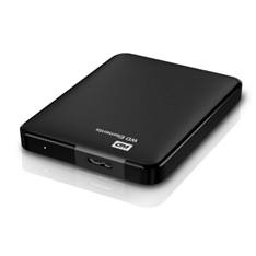 Disco duro externo hdd wd western digital 1tb elements 2.5pulgadas usb 3.0 negro