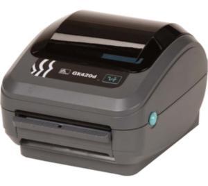 Impresora etiquetas zebra gk420d termica directa serie - pal - usb 203dpi