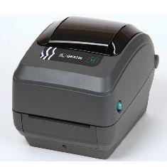 Impresora ticket zebra gk - 420t termica usb + red